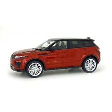 Range Rover Evoque Florence Rouge 1:18 Echelle Kyosho Ousia 9549R