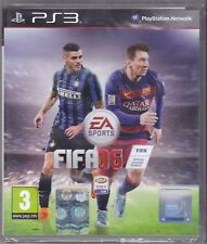 Ps3 PlayStation 3 FIFA 16 nuovo sigillato italiano
