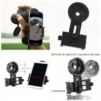 Universal Cell Phone Adapter Binocular Monocular Mount Spotting Scope Telescope