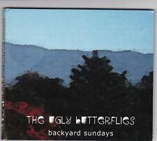 The Ugly Butterflies - Backyard Sundays - CD (2008 The Ugly Buterflies)