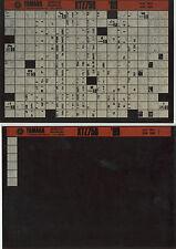 YAMAHA XTZ 750 _ Service Manual _ Microfich _ microfilm _ Fich