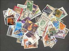 MALTA 97 DIFFERENT USED THEMATICS ALL LARGE STAMPS