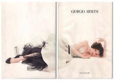 catalogo lookbook GIORGIO ARMANI collezione primavera estate 1996 Neil Kirk