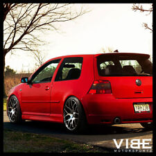 "18"" AVANT GARDE M310 MACHINED MESH WHEELS RIMS FITS VW VOLKSWAGEN GOLF GTI MK4"