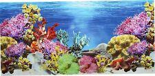 Pistachio Pet doppelseitig Hintergrund Aquarium Poster, 45x 100cm