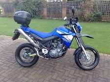 YAMAHA XT660R XT660X 2004 - On. Stainless round ROAD LEGAL/RACE MTC Exhausts