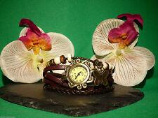 Runde Markenlose Armbanduhren mit Chronograph und Glanz