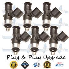 Upgrade 4 Hole Bosch Ford Lincoln 6x Fuel Injectors 0280158191 3.5L 3.7L