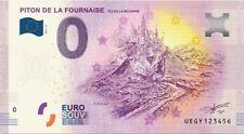 Souvenir ticket-piton of the furnace 2020-Ile de la réunion