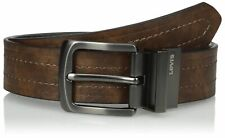 NEW Levi's Men's 38MM Premium Classic Stylish Reversible Leather Belt 11LV2223