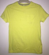 Boys Age 7-8 Years - M&S T Shirt Top