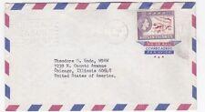 British Virgin Islands Cover Stamps