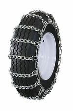Grizzlar GTU-228 Snowblower Tire Chains 12.25x3.50 12x3.25