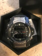 Casio G Shock Brand New & Never Used Japan Only G Shock Titanium Giez
