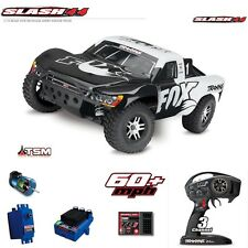 Traxxas 68086-4 Slash 4x4 VXL Brushless RTR Short Course Racing Truck TSM