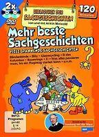 Bibliothek der Sachgeschichten - Mehr beste Sachgeschicht...   DVD   Zustand gut