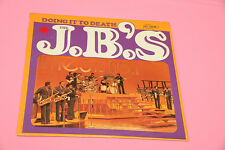 J.B'S LP DOING IT TO DEATH ORIG 1973 SIGILLATO SEALED TOP FUNKY !!!!!!!!!!!!!!!!