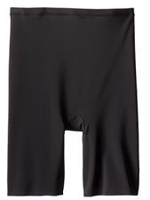 Maidenform Sleek Smoothers Shorty Shapewear, Charcoal, Medium