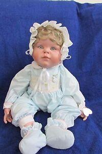 AD Bello Bebe Doll  The Sparkle of Wonder  Open Box Ashton Drake