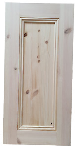 Hand Made Replacement Kitchen Doors Solid Pine Ref: Kitchen Units 1
