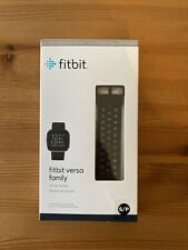 Genuine Fitbit Versa Sport Band Black Small