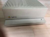 Apple IIGS A2S6000 Computer - I do not have any part to test it. Sold AS IS