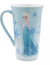 DISNEY STORE ORIGINAL ELSA FROZEN MUG LATTE COFFEE TEA CUP