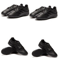 Adidas Mens Astro Turf Football Boots TF Soccer Shoes Copa 20.4 Trainers Black