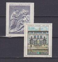 S37524 Dealer Stock Italy MNH 1974 2v Vasari - Jacopo Of Oak X10 Sets