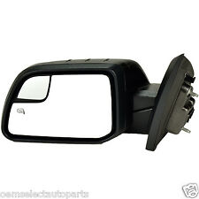 OEM NEW 2011-2014 Ford Edge MKX Left Rear View Mirror- Heated, Memory, Puddle