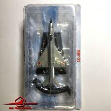 "DARA04 MIG-21 MIKOYAN-GUREVICH ""FISHBED"" SOVIET AF USSR 1:120 DEAGOSTINI RUSSIAN"