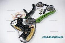 Mercedes Benz C180 C200 CGI M271 timing chain kit cam VVT hub gear sprocket W204