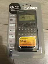 Casio FX83GTX   Scientific Calculator with 276 Functions - Black