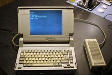 Rarität! Compaq SLT 386s/20 Portable Computer. Mod.88-90! Sammler- Museumsstück!
