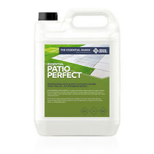 Patio Perfect BEST Patio & Paving Cleaner - Amazingly Cleans in 2 hour 5L = 50m2