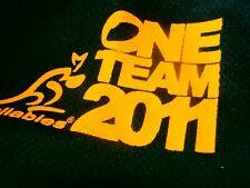 Kooga Australia Australian Wallabies 2011 Rugby Union World Cup Polo Shirt Xl
