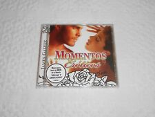 CD- JAMES GALVEZ / MOMENTOS EROTICOS  / NEW - SEALED