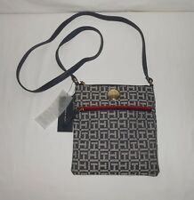 New with Tags Tommy Hilfiger Cross Body Messenger Bag Shoulder Bag Purse