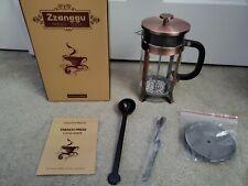 Zzanggu French Press * 34 oz * 8 Cup * Coffee Maker * Cold Brew * Tea