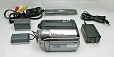 Jvc (Gr-D850Usm) Dv Digital Video Camera mini cassette Camcorder + 6 pc acc,