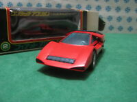 Super RARE Vintage  -  FIAT Abarth 2000 coupè   -  1/43 Marushin