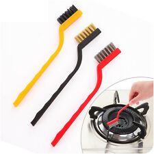 3pcs/set Stainless Steel Magic Gas Stoves Cleaning Brushes for The Kitchen Tool