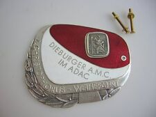 CHRISTOPHER ADAC CAR BADGE VW COX BUG BMW VOLKSWAGEN MERCEDES MB 190 300 SL