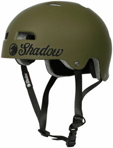 The Shadow Conspiracy Classic Helmet - Matte Army Green, X-Small