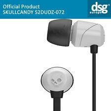 S 2 Dudz - 072 originali Skullcandy JIB Cuffie in-Ear Auricolari nero/bianco