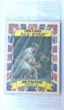 Jim Palmer Kellogg's Corn Flakes All-Star Baltimore Orioles 1992 (Unopened)