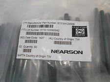 Lot of 50: NEARSON S131AH-2450S ANTENNA 2.4-2.5GHz (ISM 2.4GHz) SMA Rev Polarity