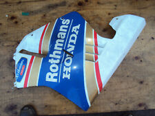 HONDA NSR250 MC21 MC28 L/H ROTHMANS FAIRING PANEL NSR