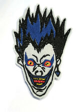 Death Note anime Ryuk iron on patch 105mm x 70mm