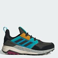 Adidas Terrex Trail Maker Blue All Size Authentic Men's TR Outdoor - FU7240